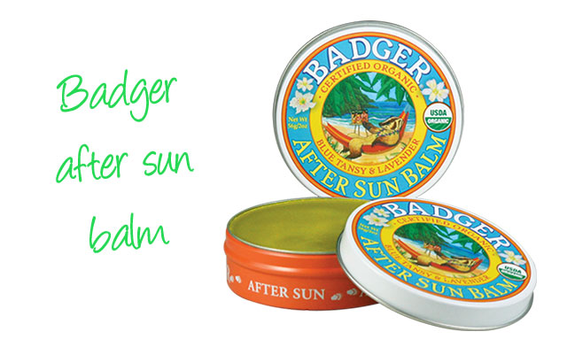badgeraftersunbalm