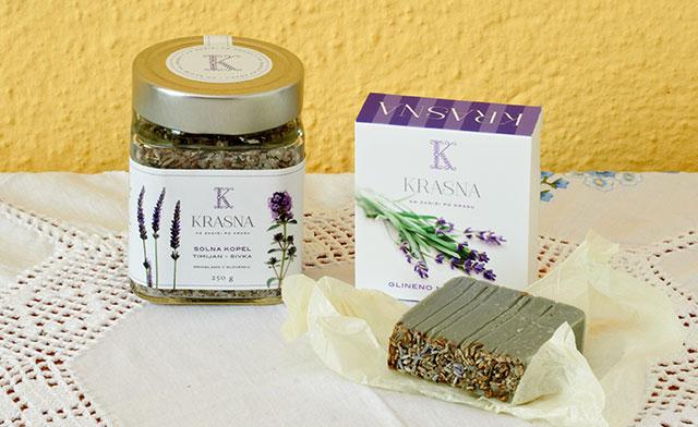 Krasna skincare from Slovenia