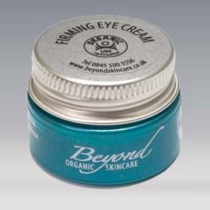 Beyond firming eye cream