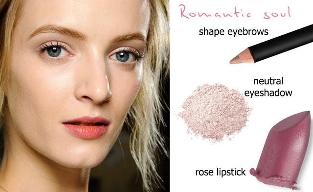 Romantic soul Valentine rose inspired look  (left picture from Valentino spring 2013 haute couture)