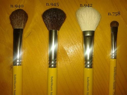 Bdellium Tools natural fibers